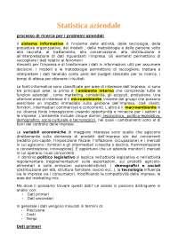 RIASSUNTO LIBRO - Valutazione del merito di credito - Brasini, Freo, Tassinari, Tassinari,Statistica aziendale e analisi di mercato, Il Mulino.