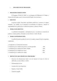 Evaluacion de progragramas Sociales