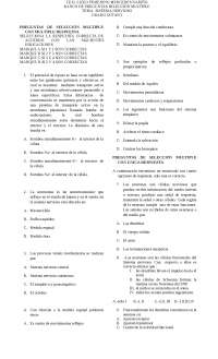 BANCO DE PREGUNTAS- SISTEMA NERVIOSO