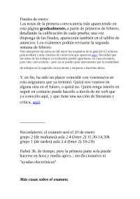 Literatura Inglesa II - Web