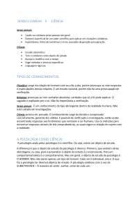 REVISÃO PSICOLOGIA 1 PERÍODO