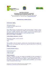 Defensivos naturais curso de olericultura brito jr, Notas de estudo de Ecologia
