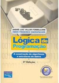 Algoritmos I - Livro de Lógica de Programação - Forbellone, Manuais, Projetos, Pesquisas de Algoritmos