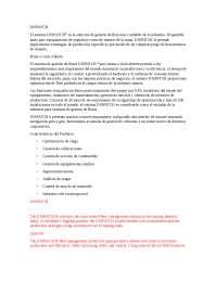 informe de dispatch software minero sobre la distribucion de camiones