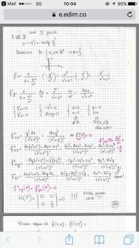 Domande simili esame matematica