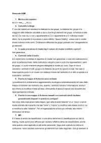 Domande AQM - parte di Statistica 2