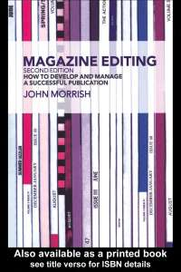 MAGAZINE JOURNALISM FOR STUDENT PURSUING ICM