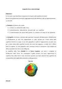 geografia fisica e geomorfologia