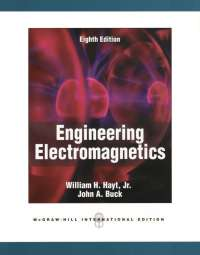 Engineering Electromagnetics - 8th Edition - William H. Hayt