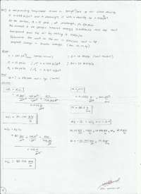 Thermodynamics Chapter 1