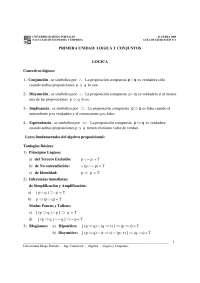 Teoría de conjuntos con problemas resueltos