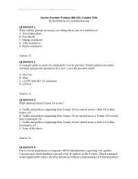 examen ccie service provider