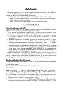 Riassunto Sintesi Campobasso NONA EDIZIONE 2015 - Diritto commerciale, diritto delle società - Capp. 1 - 20, Sintesi di Diritto Commerciale
