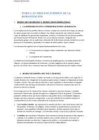Tema 5 - Historia del Derecho
