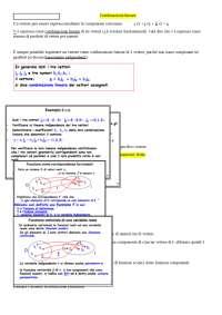 funzioni vettoriali e rette