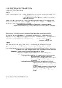 Riassunto del libro Sociologia della comunicazione interpersonale (Boni)