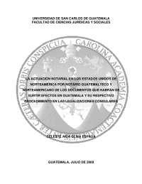 protocolaciones en Guatemala