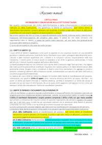 """RIASSUNTO MANUALE """"DIRITTO DELL'INFORMAZIONE"""" - RUBEN RAZZANTE"""