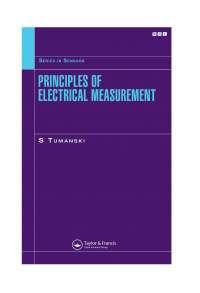 Principal Of electrical measurement