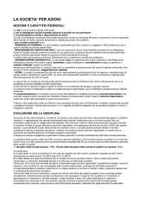 Riassunto Manuale di Diritto Commerciale (Campobasso 2015, agg. 2016)