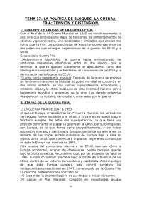 TEMA 2 Antropología 1ero