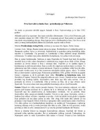Caravaggio-Predavanja-Saše-Brajovic
