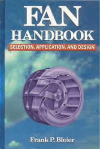 Fan Handbook, Selection, Application and Design, Bleier-text, Notas de estudo de Engenharia Mecânica