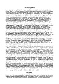 Discorso sul metodo Cartesio