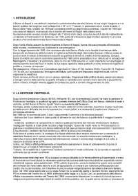 """Riassunto """"Banco di Napoli spa 1991-2002: un decennio difficile"""" (De Ianni) esame di Storia dell'industria"""
