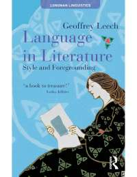 leech_geoffrey_language_in_literature_style_and_foregroundin