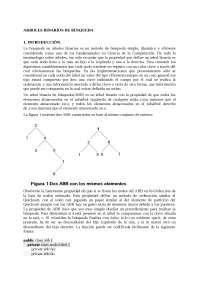 arboles binarios de busqueda