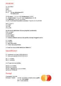 appunti di analisi matematica I