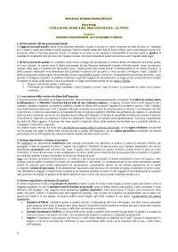 Manuale di procedura penale - Tonini - XVIII edizione (2017)