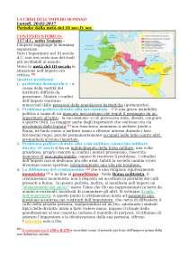 Diritto medioevale e moderno con Ugo Bruschi (30 Lode)