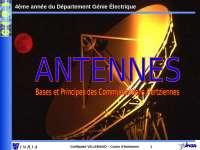 antenne onde électromagnétique