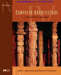computer architecture a qualitative approach, Study notes for Advanced Computer Architecture