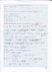 Deber 2Ejercicios resueltos análisis , Ejercicios de Análisis Matemático. Universidad Poliecnica Salesiana
