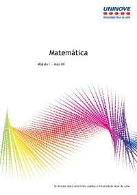 Apostila de Polinômios, Slides de Matemática