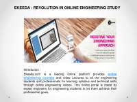 Ekeeda - An Online Engineering Courses and Video Lectures Provider