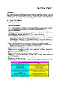 Secerna bolest -skripta za ucenje