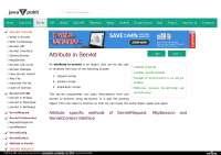 HTML tutorial Java Servlet