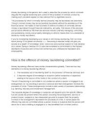money laundering in Bangladesh perspective