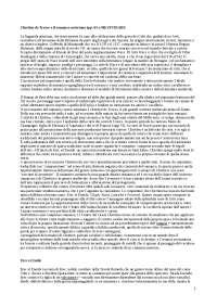 Profilo delle letterature romanze medievali di Capelli e Brugnolo