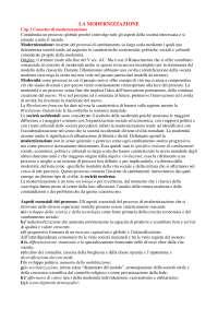 """""""La Modernizzazione"""" di Alberto Martinelli"""
