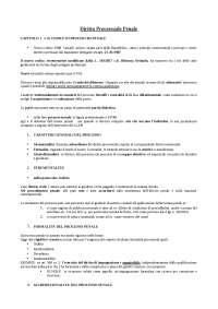Diritto Processuale Penale 2017