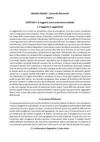 """Riassunto COMPLETO del libro """"Malattie mediali"""" di Leonardo Benvenuti."""