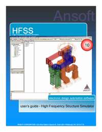 High Frequency Structural Simulator