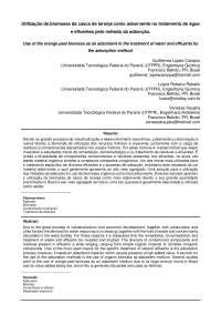 Artigo de Tratamento Terciário e Avançado de Resíduos Líquidos