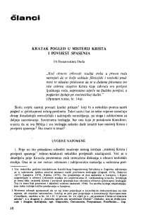 Bonaventura Duda-Uvod u Misterij Krista i povijest Spasenja