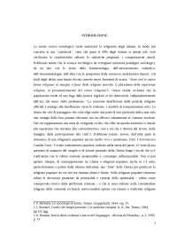 La religiosità degli italiani: pratica ufficiale e pratica popolare